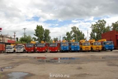 Howo Cargo Zz1327n5247d С Кму Tyun - 5.JPG